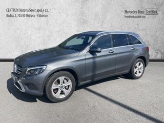 Mercedes-Benz GLC 2,1 4M SUV nafta