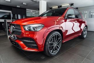 Mercedes-Benz GLE 2,9 400d 4M/AMG/Energizing/designo/Airmatic  IHNED SUV nafta