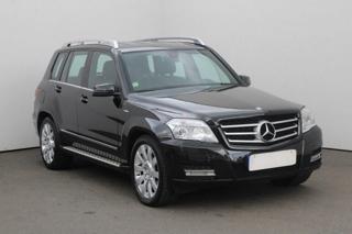 Mercedes-Benz GLK 3.0CDi SUV nafta