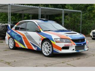 Mitsubishi Lancer EVOLUTION IX sedan benzin