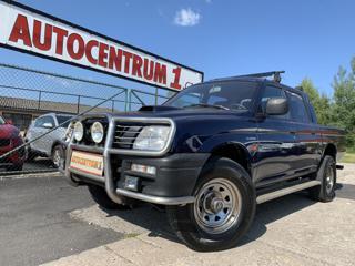 Mitsubishi L200 2,5 TD 4WD GL terénní
