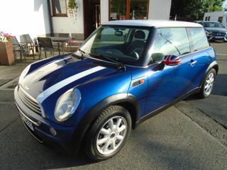 Mini One 1.6 66kW hatchback