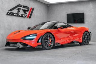 McLaren Ostatní 765 LT  OV,RU kupé benzin