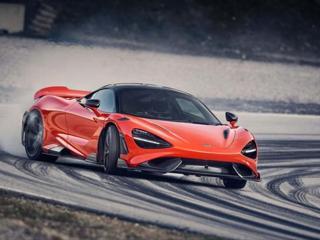 """McLaren Ostatní 4,0 765LT """"Long Tail"""" / ONE of  765  SKLADEM kupé benzin"""