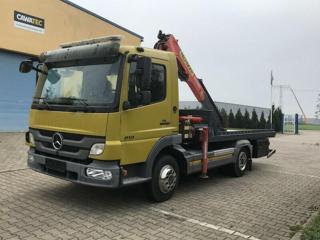 Mercedes-Benz odtah 4x2 + HR