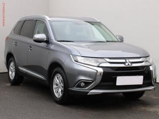 Mitsubishi Outlander 2.3, 1.maj,ČR, Tempomat SUV nafta