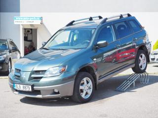 Mitsubishi Outlander 2.4 Intense 4x4 SUV
