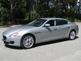 Maserati Quattroporte 3.0 d limuzína nafta
