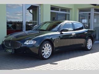 Maserati Quattroporte 4.2 i V8 limuzína benzin