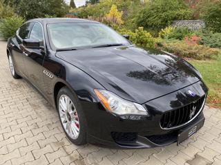 Maserati Quattroporte Q4 limuzína