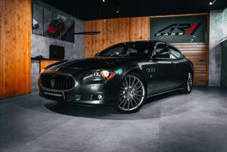 Maserati Quattroporte 4,7 SPORT GT S 4.7 V8, BOSE  BR sedan benzin
