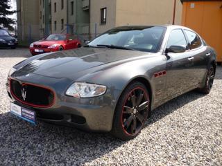 Maserati Quattroporte 4,2 Sport GT 295KW DPH sedan