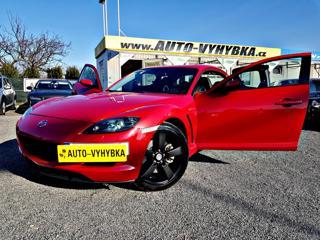 Mazda RX-8 1.3i 170kW ČR 39 000km! kupé