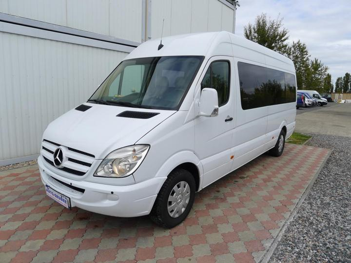 Mercedes-Benz 316 CDI 20 míst webasto dálkový