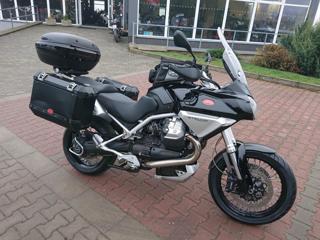 Moto Guzzi enduro silniční