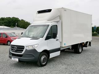 Mercedes-Benz Sprinter 519 chladí/h.čelo/3,5t izotherm