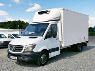 Mercedes-Benz Sprinter 516 mrazí/h.čelo/3,5t izotherm