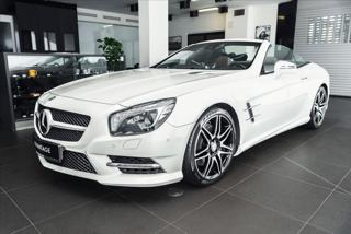 Mercedes-Benz SL 4,7 500/Nappa/Harman-Kardon/Active Body Control  IHNED kabriolet benzin