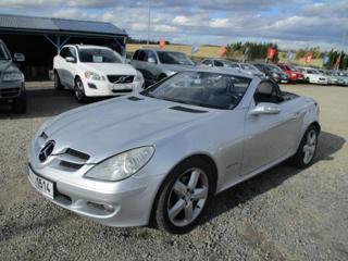 Mercedes-Benz SLK 200 Kompressor, bez koroze kabriolet benzin