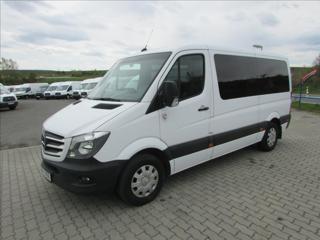 Mercedes-Benz Sprinter 2,1 Nové ČR 1.maj minibus nafta