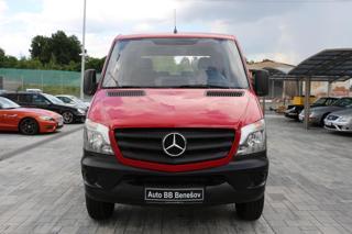 Mercedes-Benz Sprinter 314 CDI, 4x4, el. naviják!! odtahový vůz