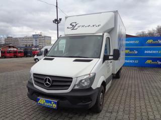 Mercedes-Benz Sprinter 316CDI SKŘÍŇ ČELO KLIMA 2.2CDI skříň