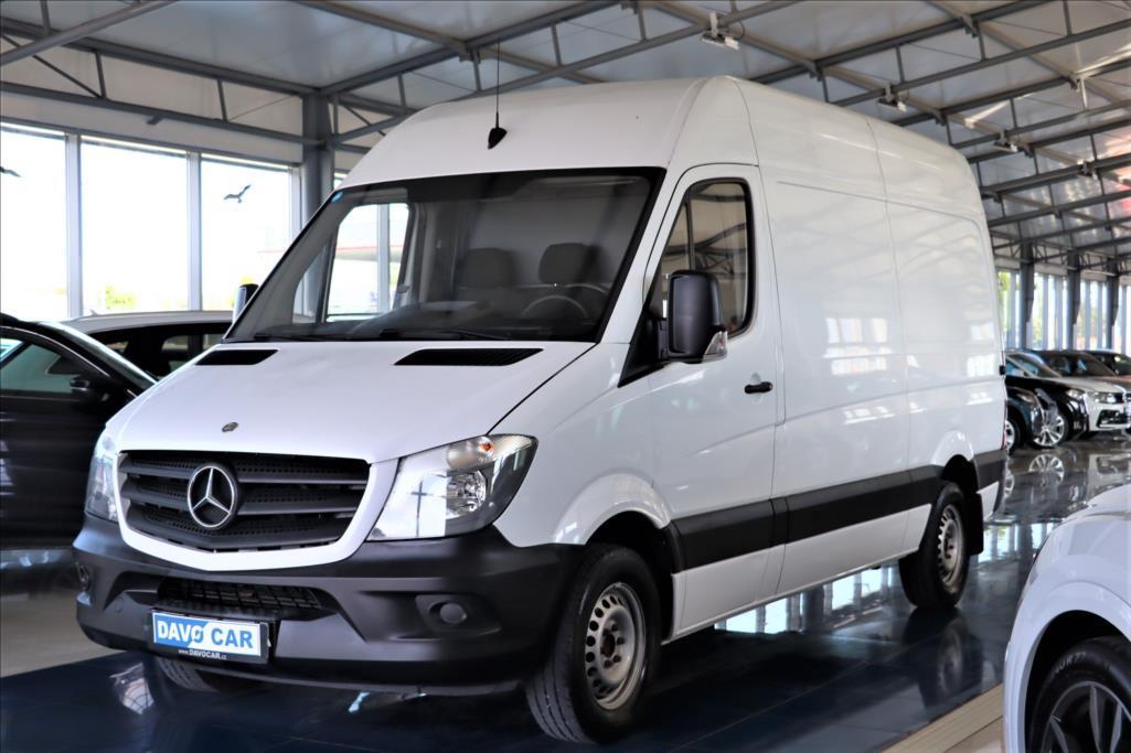 Mercedes-Benz Sprinter 2,1 CDI L2H2 Klima 1.Maj. CZ DPH užitkové nafta