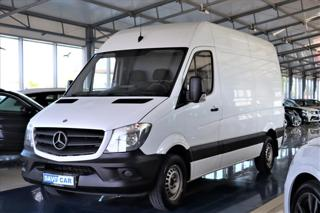 Mercedes-Benz Sprinter 2,1 CDI L2H2 Klima 1.Maj. CZ DPH skříň nafta