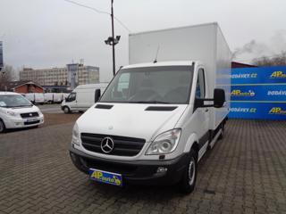 Mercedes-Benz Sprinter 316CDI SKŘÍŇ 8PALET 2.2CDI skříň
