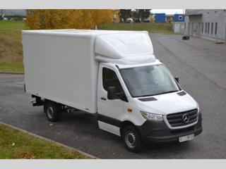 Mercedes-Benz Sprinter 316 CDi skříň - BOX  ,výbava skříň nafta