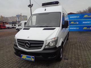 Mercedes-Benz Sprinter 316CDI CHLAĎÁK 2.2CDI ZÁSUVKA užitkové