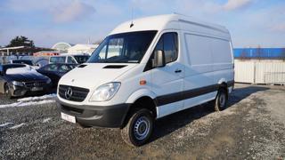 Mercedes-Benz Sprinter 316/ 4x4/ tažné/ČR užitkové