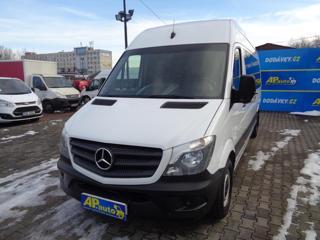 Mercedes-Benz Sprinter 316CDI MAXI 9 MÍST BUS KLIMA  SERVI užitkové