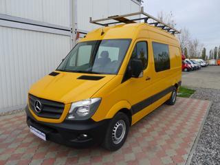 Mercedes-Benz Sprinter 316 CDI 6míst+klima+Navi Akce!!! užitkové