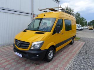 Mercedes-Benz Sprinter 316 CDI 5míst+klima+Navi Akce!!! užitkové