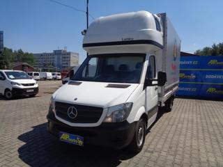 Mercedes-Benz Sprinter 316CDI 2.2CDI VALNÍK PLACHTA SPANÍ užitkové