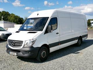 Mercedes-Benz Sprinter 316 maxi xl/klima/ČR užitkové