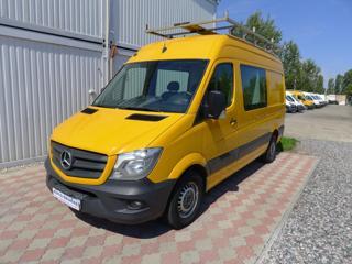 Mercedes-Benz Sprinter 316 CDI 5míst+klima+Navi užitkové