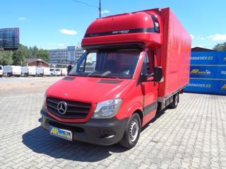 Mercedes-Benz Sprinter 319 10PALET  VALNÍK PLACHTA SPANÍ K valník