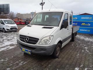 Mercedes-Benz Sprinter 7 MÍST  VALNÍK 2.2CDI SERVISKA valník