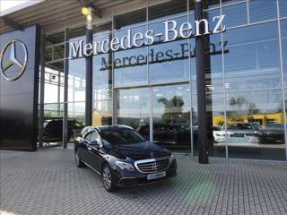 Mercedes-Benz Třídy E E 220D 4 Matic  nafta
