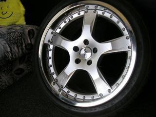 Mercedes-Benz Třídy S LUXUSNÍ ALU KOLA OZ GIOTTO II