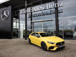 Mercedes-Benz Třídy A A 45 AMG 4MATIC+ hatchback benzin