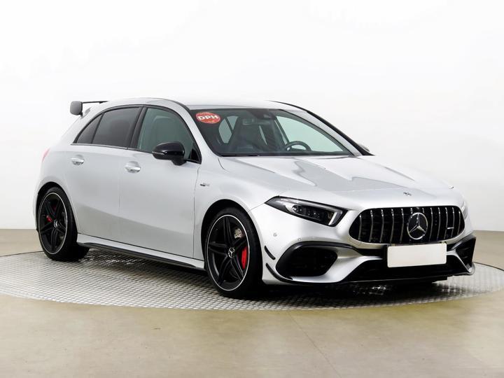 Mercedes-Benz Třídy A A 45S AMG 4MATIC+ 310kW hatchback benzin