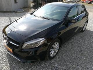 Mercedes-Benz Třídy A A 160d ČR at,navi,kůže hatchback