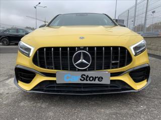 Mercedes-Benz Třídy A 2,0 A 45 S 4MATIC AMG hatchback benzin