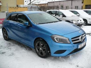 Mercedes-Benz Třídy A 1.6 Sport hatchback benzin