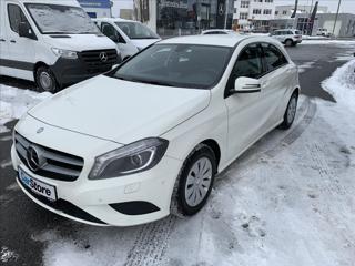 Mercedes-Benz Třídy A 1,6 A180 ČR, 1. majitel, Bixenony hatchback benzin