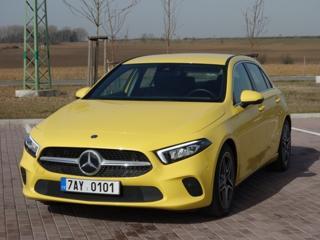 Mercedes-Benz Třídy A 1.5 d hatchback nafta