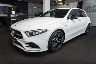 Mercedes-Benz Třídy A 2,0 200 d/AMG/Night edition/Premium/7G-DCT  IHNED hatchback nafta